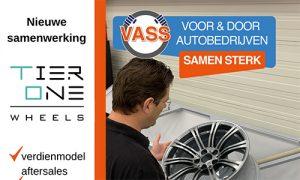 Samenwerking VASS Nederland en Tier One Wheels